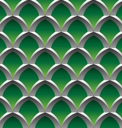 cage seamless pattern vector image