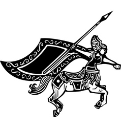 Female Centaur vector image vector image
