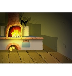 Witch Room vector