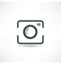 Cameras icon vector image vector image