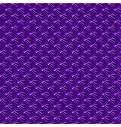 Chinese violet seamless pattern dragon fish scales vector image