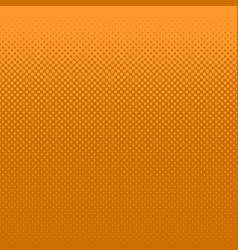 Geometric halftone dot pattern background - vector