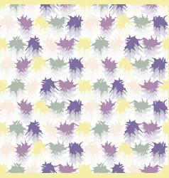 Lilac shibori tie dye broken stripe background vector