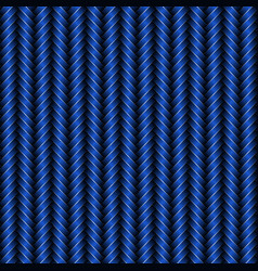 Abstract carbon metal pattern blue design vector