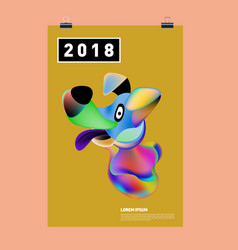 Chinese new year 2021 festive card design vector