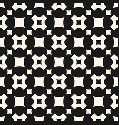 Seamless pattern rounded squares vector
