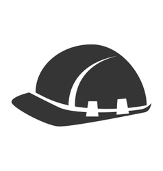 Construction industry theme design icon vector image vector image