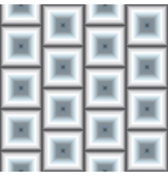 Silver seamless pattern vector