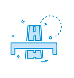 road icon design vector image