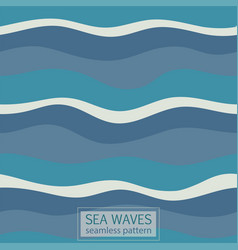 Seamless pattern abstract wave vector