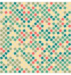 Retro Squared Background vector image vector image