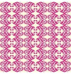 Calligraphic seamless background vector
