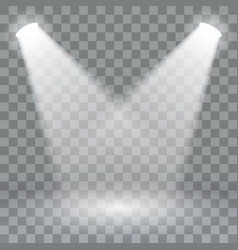 Fabulous Stage Lights Background Black And White With