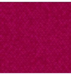 Red technology background vector