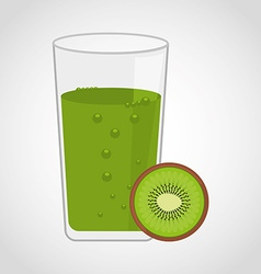 juice fruit vector image