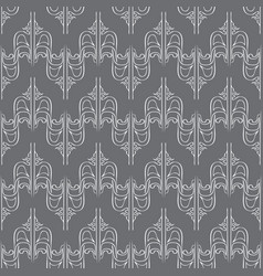 seamless abstract vintage dark gray pattern vector image