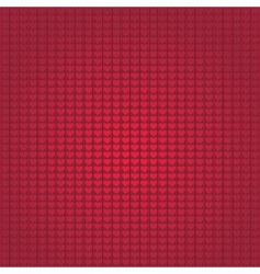 heart backgrounds vector image
