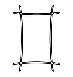 Border frame 0008 vector