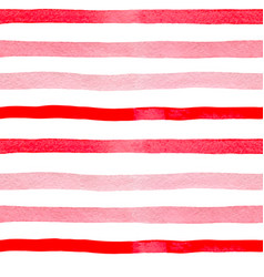 pattern with pink lines on a white background vector image