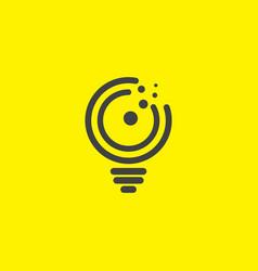 Smart logo icon template design vector