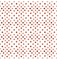 Abstract seamless brown square pattern background vector