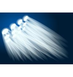 spotlight vector image