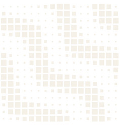 Repeating rectangle shape halftone vector