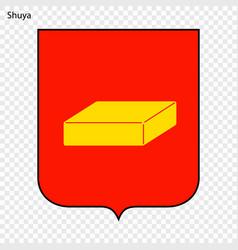 Emblem city russia vector