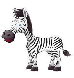 Zebra vector