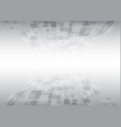 Abstract white technology new future background vector