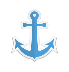 Anchor Icon vector