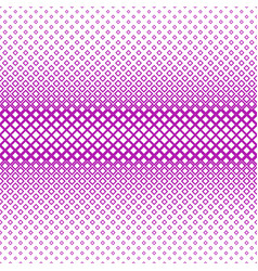 geometrical halftone square pattern background vector image