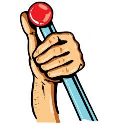 hand handle vector image