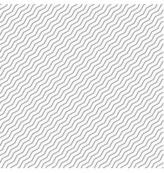 seamless pattern with linear diagonal texture vector image
