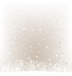 soft light snow mesh background vector image vector image