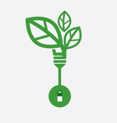 Saving Energy Concept vector image
