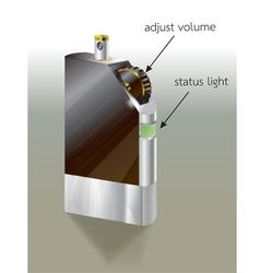 electronic vector image