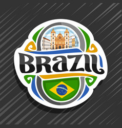 Logo for brazil vector