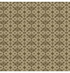 rhombuses grid background vector image vector image