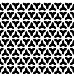 Seamless ornamental background mesh pattern vector
