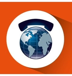 Technical service icon vector image vector image