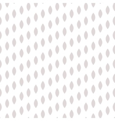 Simple drop polka dot shape seamless row pattern vector image