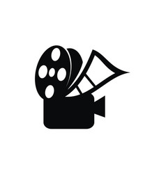 star movie studio vector image