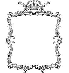 decorative vintage vector image vector image