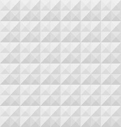 Modern white seamless background vector image