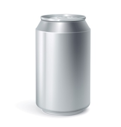 Drink Can vector image vector image