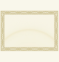 secured document background vector image vector image