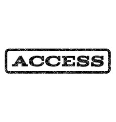 Access watermark stamp vector