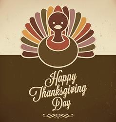 Thanksgiving Design vector