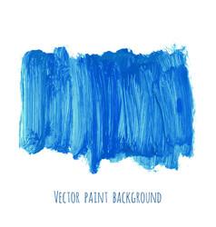 turquoise navy blue indigo watercolor texture vector image